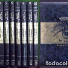 Libros de segunda mano: LA HISTORIA SE CONFIESA. 10 TOMOS - DE LA CIERVA, RICARDO - A-H-1193. Lote 205723071