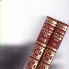 Libros de segunda mano: HISTORIA DE LA REVOLUCION RUSA - KARL VON VEREITER - 2 VOLS. - ED, PETRONIO 1974 / ILUSTRADOS. Lote 205725982