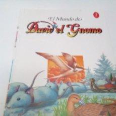 Libros de segunda mano: EL MUNDO DE DAVID EL GNOMO. VOLUMEN 2. EST2B4. Lote 205727442