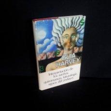 Libros de segunda mano: GUIA HARVEY - INTERPRETACIÓN DE LOS SUEÑOS, QUIROMANCIA, FUTUROLOGIA Y SIGNOS DEL ZODIACO - 1978. Lote 205758881