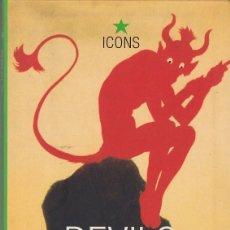 Libros de segunda mano: DEVILS - COL. ICONS, TASCHEN 2003. Lote 205774706