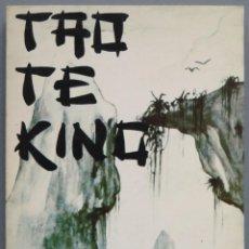 Libros de segunda mano: TAO TE KING. LAO TSE. Lote 205859288