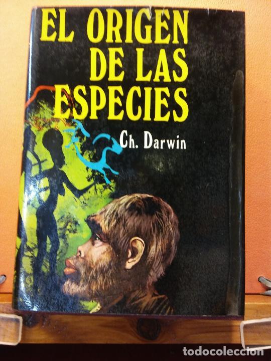 EL ORIGEN DE LAS ESPECIES TOMO II. CH.DARWIN. EDICIONES PETRONIO,S.A. (Libros de Segunda Mano - Ciencias, Manuales y Oficios - Otros)