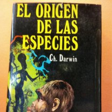 Libros de segunda mano: EL ORIGEN DE LAS ESPECIES TOMO II. CH.DARWIN. EDICIONES PETRONIO,S.A.. Lote 205896367