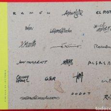 Libros de segunda mano: DE BUENA TINTA, 40 HUMORISTAS EN LA PRENSA ESPAÑOLA - 2002 - CIRCULO LECTORES - PJRB. Lote 206183563