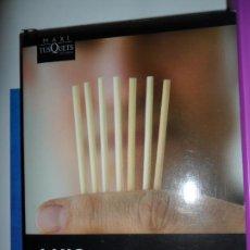 Libros de segunda mano: CABALLEROS DE FORTUNA, LUIS LANDERO, ED. TUSQUETS. Lote 206207355