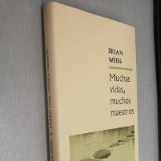 Libros de segunda mano: MUCHAS VIDAS, MUCHOS MAESTROS / BRIAN WEISS / CÍRCULO DE LECTORES. Lote 206215040