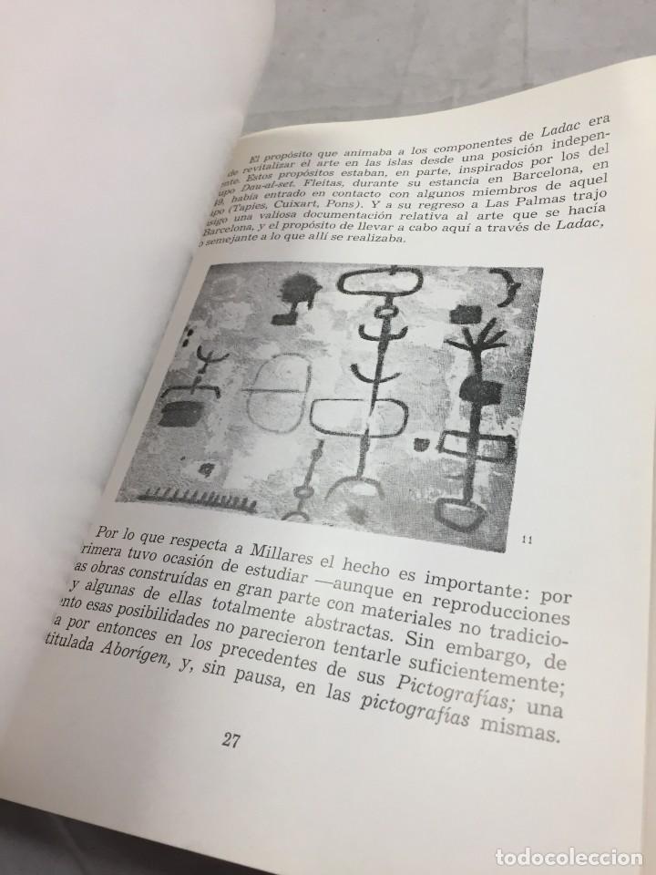 Libros de segunda mano: Prehistoria de Manolo Millares. Lázaro SANTANA. San Borondón. El Museo Canario CSIC. 1974 Las Palmas - Foto 5 - 206215841