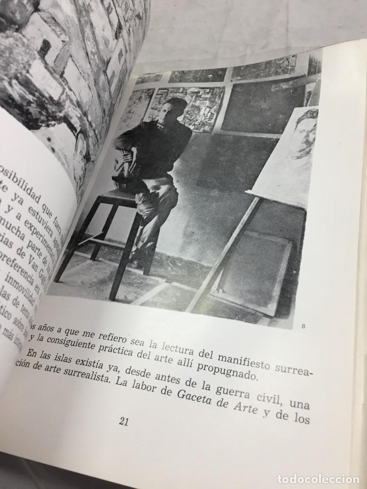 Libros de segunda mano: Prehistoria de Manolo Millares. Lázaro SANTANA. San Borondón. El Museo Canario CSIC. 1974 Las Palmas - Foto 6 - 206215841