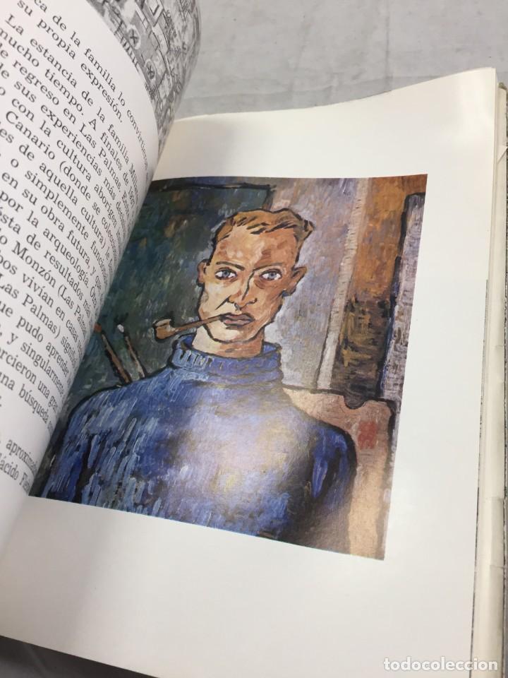 Libros de segunda mano: Prehistoria de Manolo Millares. Lázaro SANTANA. San Borondón. El Museo Canario CSIC. 1974 Las Palmas - Foto 7 - 206215841