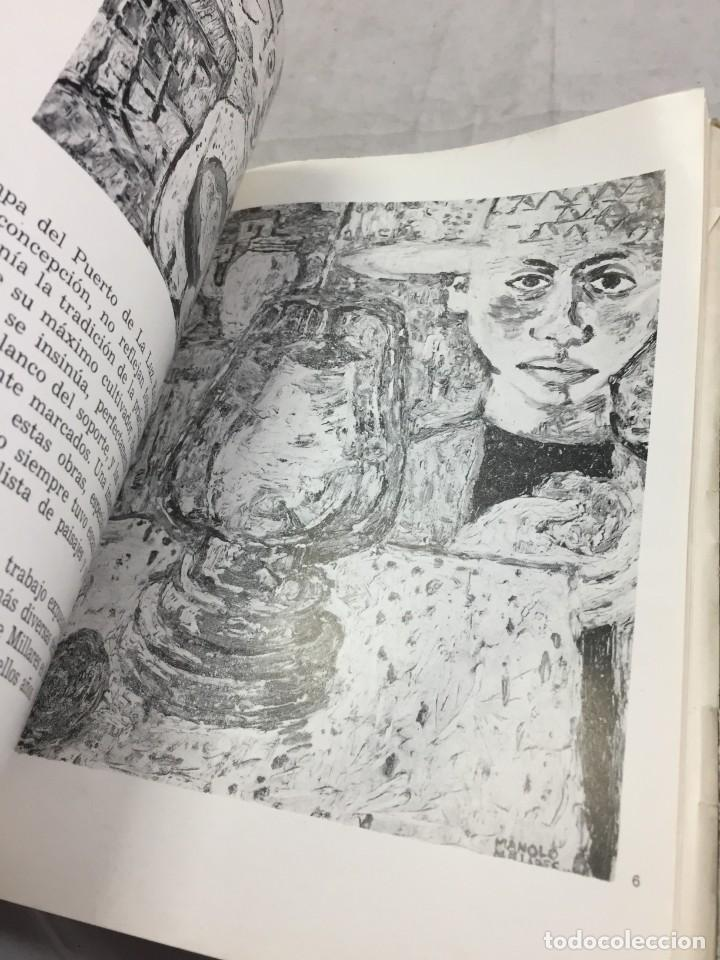 Libros de segunda mano: Prehistoria de Manolo Millares. Lázaro SANTANA. San Borondón. El Museo Canario CSIC. 1974 Las Palmas - Foto 8 - 206215841