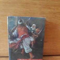 Libros de segunda mano: SALGARI EL LEÓN DE DAMASCO. Lote 206236866