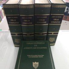 Libros de segunda mano: ALBERTO DE ONAINDIA OBRAS COMPLETAS 5 VOLS DOCTOR OLASO PAIS VASCO EXILIO EUSKALERRIA. Lote 206254216