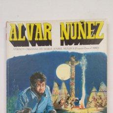 Libros de segunda mano: ALVAR NUÑEZ CABEZA DE VACA - MARIA ISABEL MOLINA - EDITORIAL CANTÁBRICA, S.A., 1972. TDK203. Lote 206257170