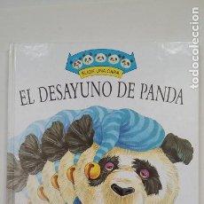 Libros de segunda mano: EL DESAYUNO DE PANDA. ELIGE UNA CARA. KEITH FAULKNER. EDICIONES B. TDK197. Lote 206260206