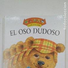 Libros de segunda mano: EL OSO DUDOSO. ELIGE UNA CARA. KEITH FAULKNER. EDICIONES B. TDK197. Lote 206260350