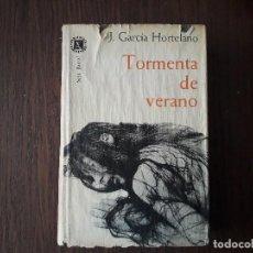 Libros de segunda mano: LIBRO USADO, TORMENTA DE VERANO J. GARCIA HORTELANO. SEIX BARRAL. Lote 206287992