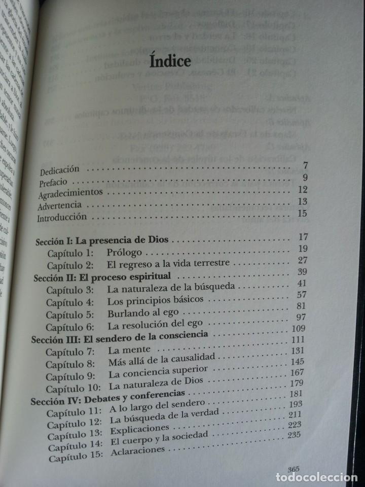 Libros de segunda mano: DAVID R. HAWKINS - EL OJO DEL YO, AL CUAL NADA LE ESTA OCULTO - EDICIONES OBELISCO 2006 - Foto 3 - 206298697