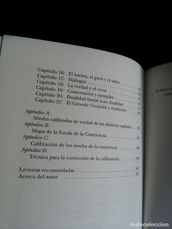 Libros de segunda mano: DAVID R. HAWKINS - EL OJO DEL YO, AL CUAL NADA LE ESTA OCULTO - EDICIONES OBELISCO 2006 - Foto 4 - 206298697