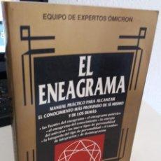 Libros de segunda mano: EL ENEAGRAMA - EQUIPO DE EXPERTOS OMICRON. Lote 206329746