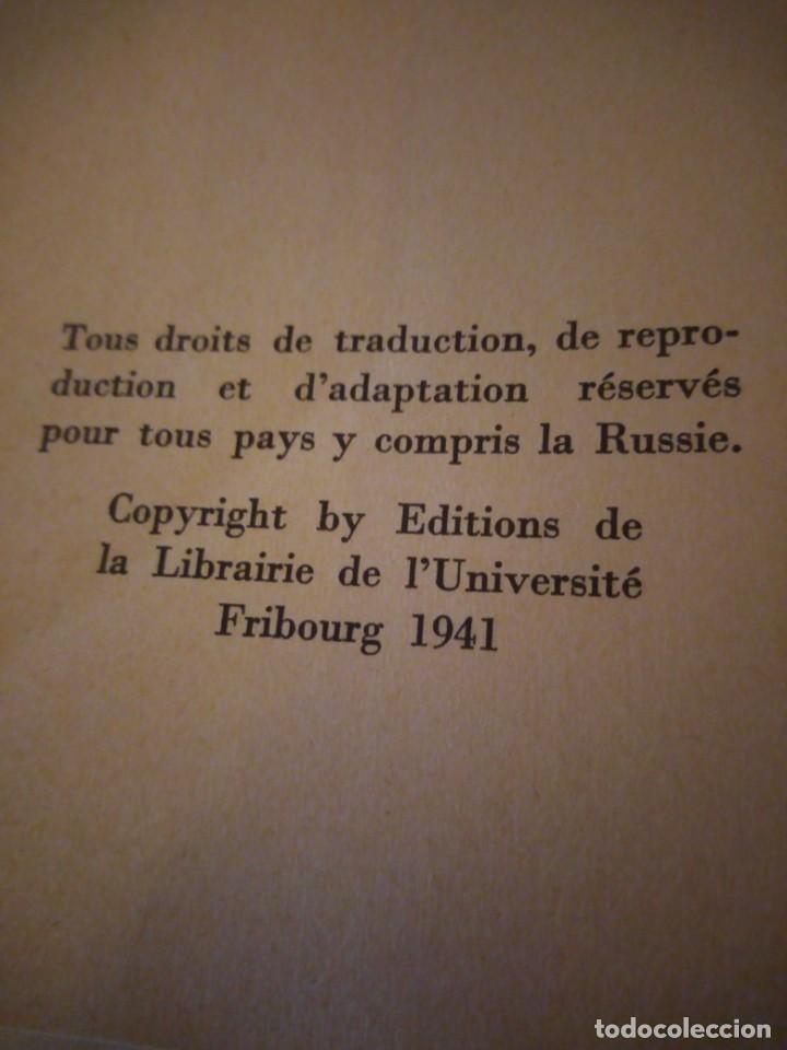 Libros de segunda mano: hommage a gonzague de reynold,fribourg 1941 - Foto 3 - 206369731