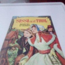 Libros de segunda mano: SISSI EN EL TIROL. MARCEL. D´ISARD. CON 250 ILUSTRACIONES. EDICIONES BRUGUERA. EST21B3. Lote 206388215