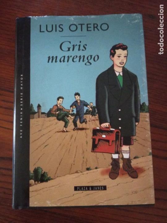 GRIS MARENGO- LUIS OTERO. (Libros de Segunda Mano (posteriores a 1936) - Literatura - Otros)