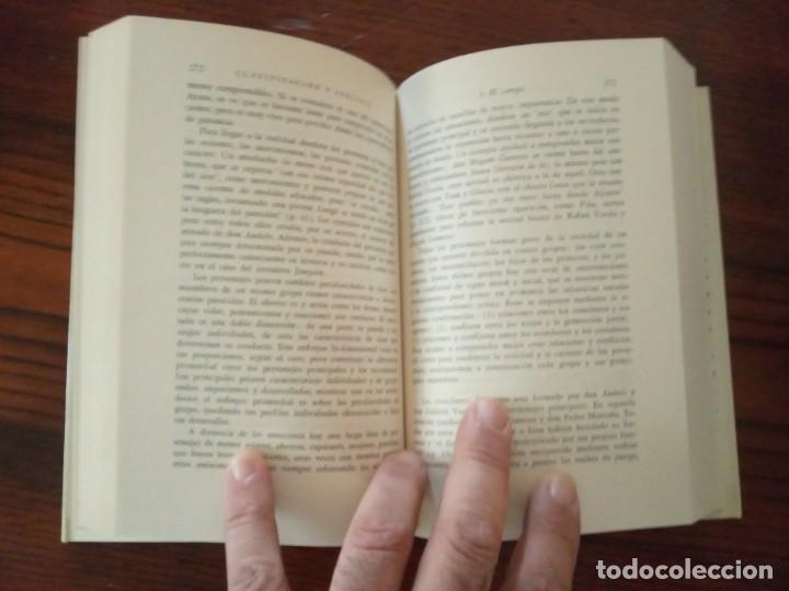 Libros de segunda mano: LA NOVELA SOCIAL ESPAÑOLA-PABLO GIL CASADO. - Foto 3 - 206393988
