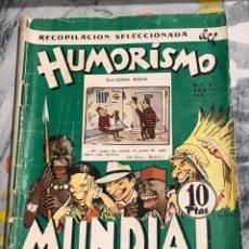 Libros de segunda mano: RECOPILACIÓN SELECCIONADA DEL HUMORISMO MUNDIAL N 31 JULIO 1954. Lote 206465167