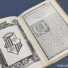 Libros de segunda mano: COLECCIÓN PRIMERAS EDICIONES Nº 1-ORTOGRAPHIA PRACTICA-JUAN DE YCIAR-FACSÍMIL 1973. Lote 206491533