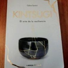 Libros de segunda mano: KINTSUGI. Lote 206500236