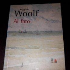 Libros de segunda mano: LIBRO 1417 AL FARO VIRGINIA WOOLF ALIANZA EDITORIAL. Lote 206503140