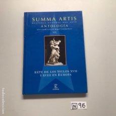 Libros de segunda mano: SUMMA ARTIST. Lote 206509746