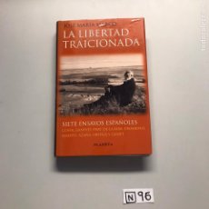 Libros de segunda mano: LA LIBERTAD TRAICIONADA. Lote 206511071