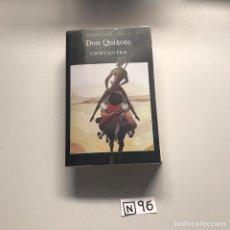 Libros de segunda mano: DON QUIXOTE. Lote 206511626