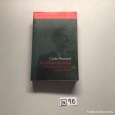 Libros de segunda mano: UN EXILIADO DE TERCERA. Lote 206513120