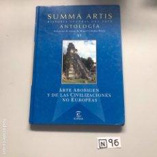 Libros de segunda mano: SUMMA ARTIST. Lote 206513198