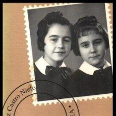 Libros de segunda mano: CARTAS DESDE LA AZOTEA. MARY-LUZ CASTRO NIETO. VIGO 2003.. Lote 206535438
