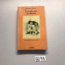 Livres d'occasion: LOS DESEOS DE HELEN. Lote 206563577