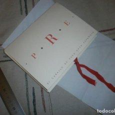 Libros de segunda mano: EL CABALLO DE PURA RAZA ESPAÑOLA EDICIÓN LIMITADA 1500 LIBRO CON 12 FOTOGRAFIAS JAVIER HERRANZ. Lote 206580285