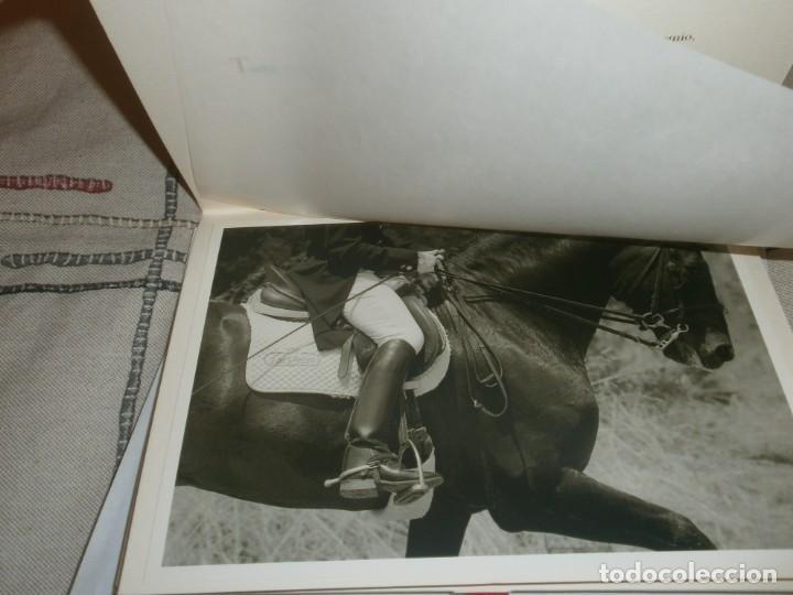 Libros de segunda mano: El caballo de pura raza española edición limitada 1500 libro con 12 fotografias Javier Herranz - Foto 6 - 206580285