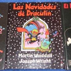 Libros de segunda mano: DRACULÍN - MARTIN WADDELL, JOSEPH WRIGHT - EDICIONES B (1983). Lote 206597355