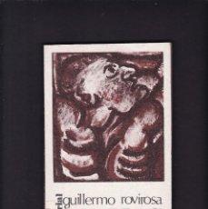 Libros de segunda mano: GUILLERMO ROVIROSA - DIMAS EL LADRON - Z Y X EDITORIAL 1968. Lote 206796466