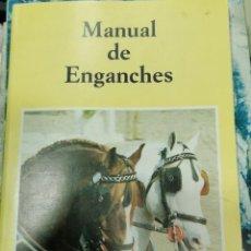 Libros de segunda mano: MANUAL DE ENGANCHES.LUIS RIVERO MERRY. 1989, 127 PAGINAS. Lote 206813610