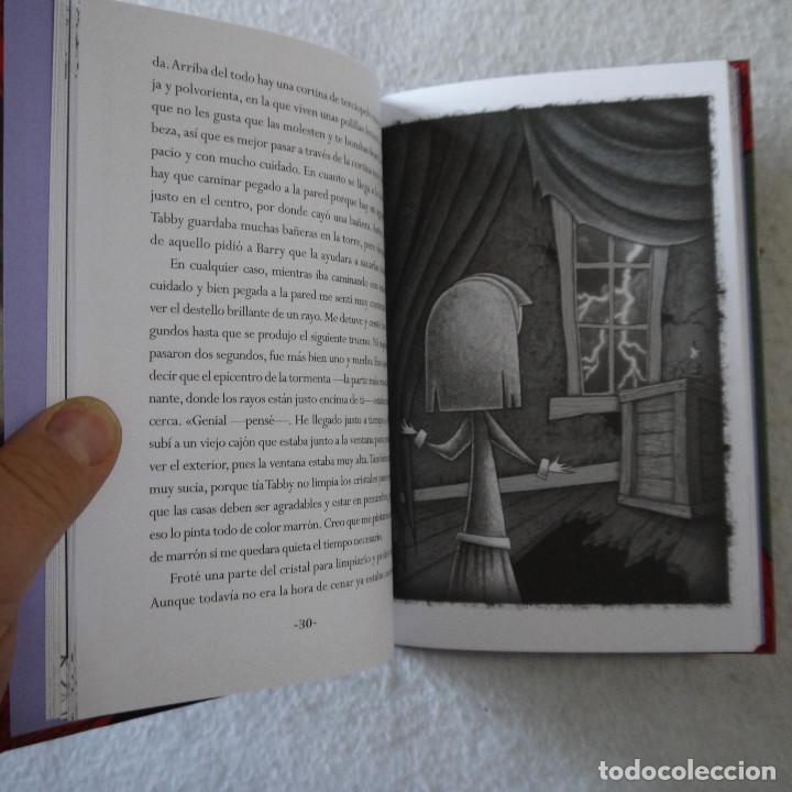 Libros de segunda mano: LAS AVENTURAS DE ARAMINTA 4. VAMPIRIZADAS - ANGIE SAGE - MONTENA - 2011 - Foto 2 - 206818723