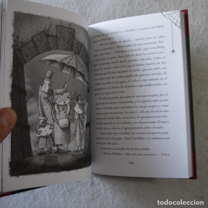 Libros de segunda mano: LAS AVENTURAS DE ARAMINTA 4. VAMPIRIZADAS - ANGIE SAGE - MONTENA - 2011 - Foto 3 - 206818723