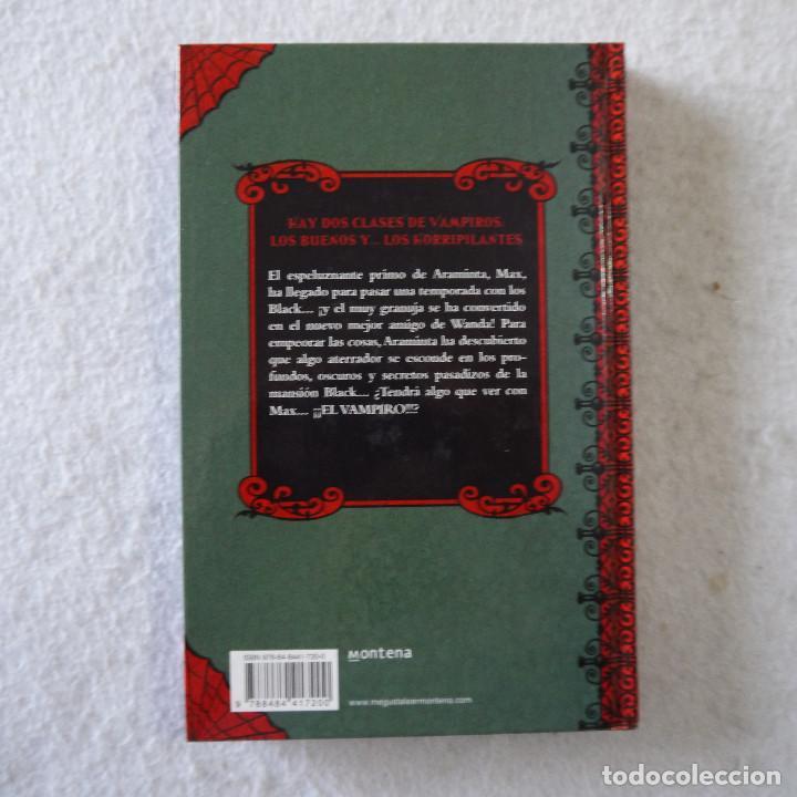 Libros de segunda mano: LAS AVENTURAS DE ARAMINTA 4. VAMPIRIZADAS - ANGIE SAGE - MONTENA - 2011 - Foto 4 - 206818723