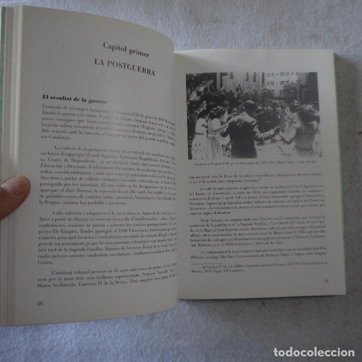 Libros de segunda mano: LES SARDANES I ELS ESBARTS A TERRASSA (1904-1998) - ORIOL CASANOVAS - 1998 - 1.ª EDICION - Foto 7 - 206821093
