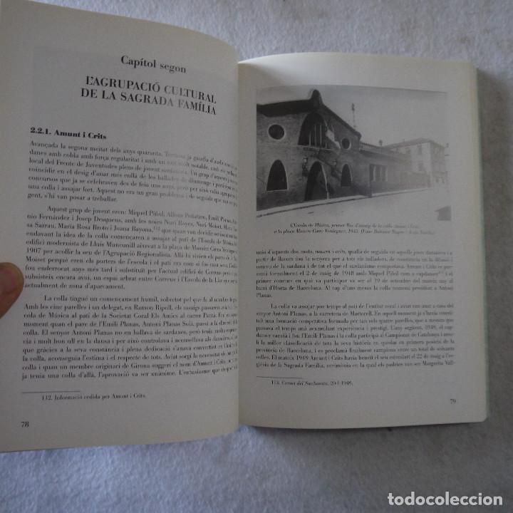 Libros de segunda mano: LES SARDANES I ELS ESBARTS A TERRASSA (1904-1998) - ORIOL CASANOVAS - 1998 - 1.ª EDICION - Foto 8 - 206821093