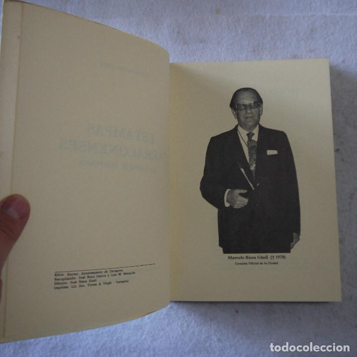 Libros de segunda mano: ESTAMPAS TARRACONENSES - MARCELO RIERA GÜELL (HOMENAJE POSTUMO) - 1979 - Foto 3 - 206821845
